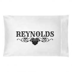REYNOLDS. Pillow case