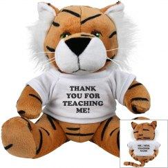 Tell Your Teacher Thank You