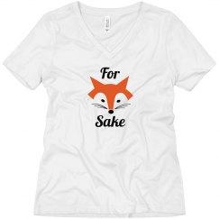 Cute Trendy For Fox Sake