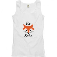 Ladies Semi-Fitted Tank
