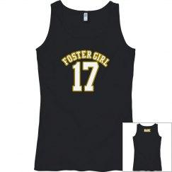 Foster Girl Black Tank 1