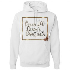 Donna J.A. Olson's Darklings Hoodie Light
