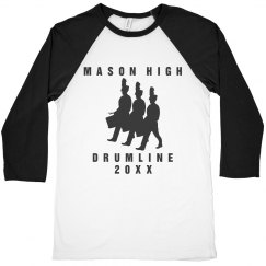 Marching Band Drumline