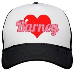 I love Barney