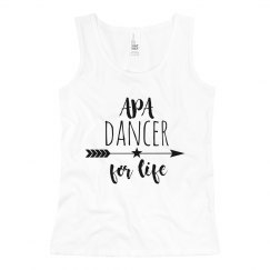 Youth Girls APA Dancer for Life Tank