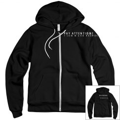 Hoodie Pay Attention