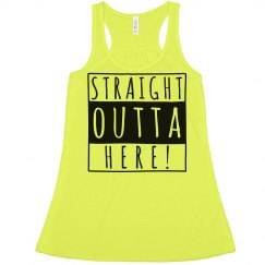 Neon Straight Outta Here Forever