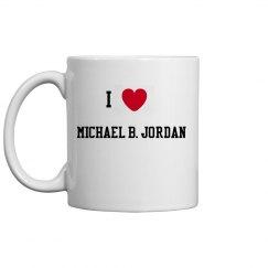 I love Michael B. Jordan