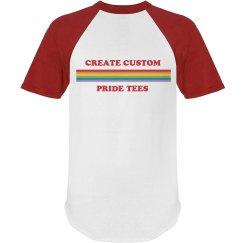 Design Custom Gay Pride Tees