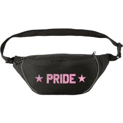 Custom Pride Colors Fanny Pack