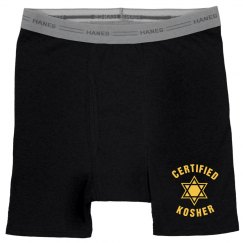 Certified Kosher Boxers