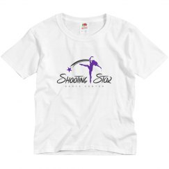 Youth White T Shirt