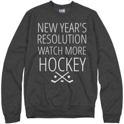 Hockey Resolution