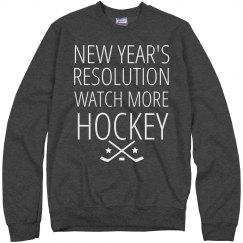 Hockey Resolution