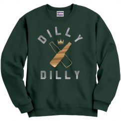 Metallic Dilly Dilly Christmas