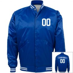 Custom Soccer Team Letterman
