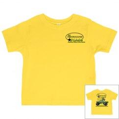 Toddler Multi Color T-Shirt