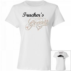Trucker Goddess