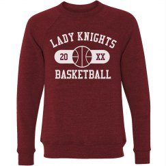 Lady Knights Basketball