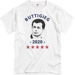 Pete Buttigieg Election Tee 2020