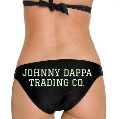 Johnny Dappa Trading Co Leonetti Swimsuit Bikini Bottom