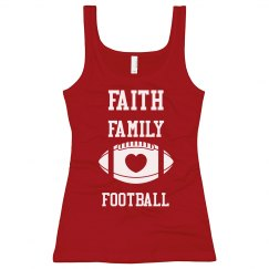 JUNIOR FIT tank faith family