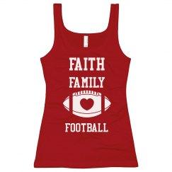 JUNIOR FIT tank faith family