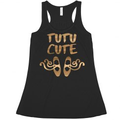 Tutu Cute Golden