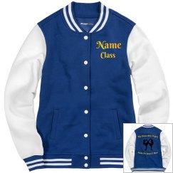 Winter Varsity Jacket