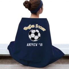 Soccer Blanket