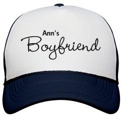 Ann's Boyfriend Hat