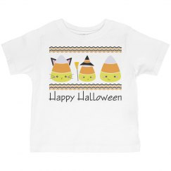 Candy Corn Trio Todler
