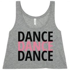 Dance Crop Tank