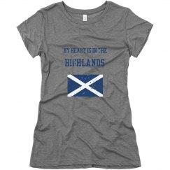 Highlands Jr tee 2