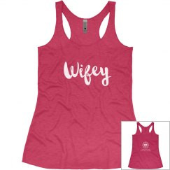 Fire Wifey Vintage Shirt