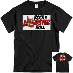 Rock N Lobster Roll T-Shirt