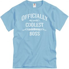 Coolest Boss