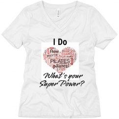 I Do Pilates/Super Power
