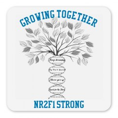 Growing Together Magnet