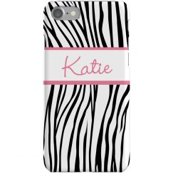 iPhone Case w/Your Name