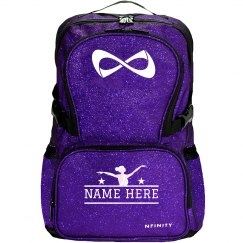 Your Name Design Backpack