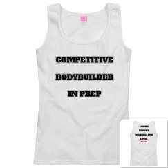 Bodybuilder Prep Mode