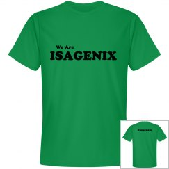 We Are Isagenix-Men's Tee