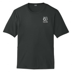 Unisex Branded Performance T-shirt