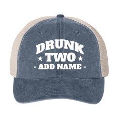 Drunk 2 Custom Name 4th Of July