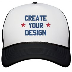 Create Your 4th Of July Group Hats