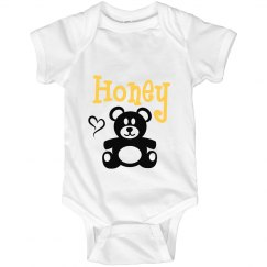 Honey Bear - onesie