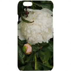 White Flower iPhone5 Case