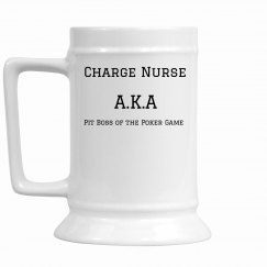 Accidental Charge Nurse