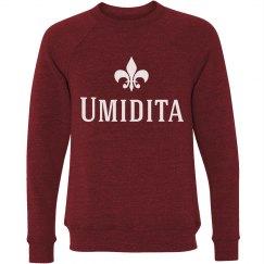 Umidita Sweatshirt w/ Saints Logo